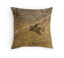 HUNTING GROUNDS Throw Pillow
