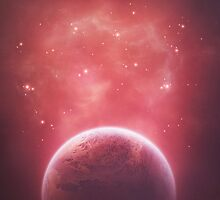 Space is Amazing 2 by HybridNotion