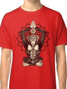Chakra Monkey Tonight Classic T-Shirt
