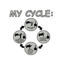 My Cycle  by sayers