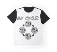 My Cycle  Graphic T-Shirt