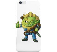 Fall(spr)out Sprout Boy  iPhone Case/Skin