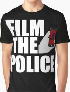 FILM THE POLICE (I CAN'T BREATHE)  Graphic T-Shirt