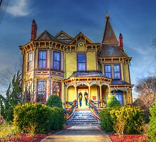 Mansion on Main Street by Darryl Krauch