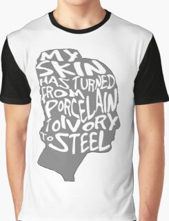 porcelain ivory steel Graphic T-Shirt