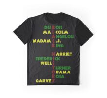 BLACK HISTORY  Graphic T-Shirt