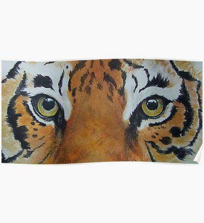 Tiger-The Last Stare-TigerTLS-001 Poster