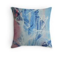 Cleansing... Throw Pillow