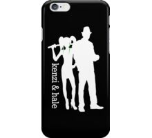Kenzi & Hale - Lost Girl Dark Fae iPhone Case/Skin