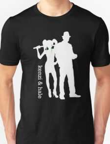Kenzi & Hale - Lost Girl Dark Fae Unisex T-Shirt