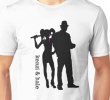 Kenzi & Hale - Lost Girl Light Fae Unisex T-Shirt