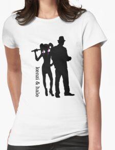 Kenzi & Hale - Lost Girl Light Fae Womens Fitted T-Shirt