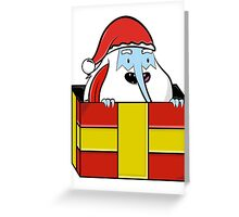 Ice King Gift Greeting Card