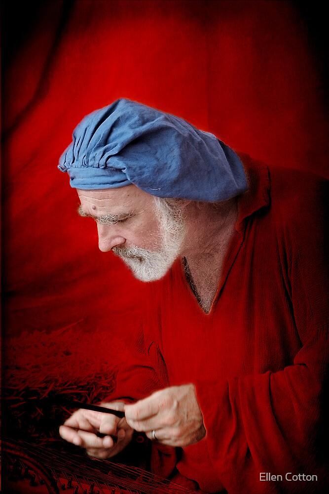 Renaissance Music Man by Ellen Cotton