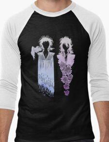 Death & Dream {Coloured} Men's Baseball ¾ T-Shirt