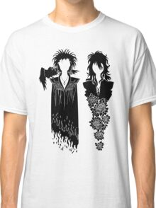 Dream & Death {Black} Classic T-Shirt