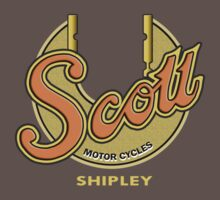 Scott Motorcycles by GasGasGas