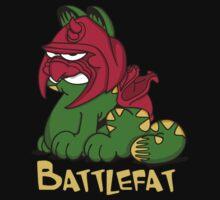Battlefat Kids Tee