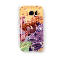 Feed the Hippos Samsung Galaxy Case/Skin