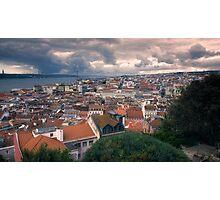 Lisbon Portrait Photographic Print