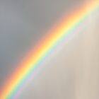 Rainbow in the Rain by Sue Smith