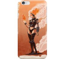 Flamestress iPhone Case/Skin