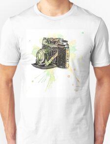 Cámara. T-Shirt
