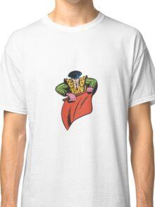 Bullfighter Matador Bullfighting  Classic T-Shirt