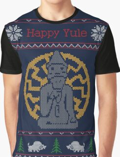 VHEH - Happy Yule Graphic T-Shirt
