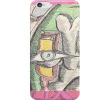 drop the coin in the slot iPhone Case/Skin