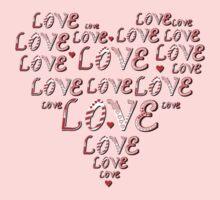Heart Valentine by LoveLineAttire