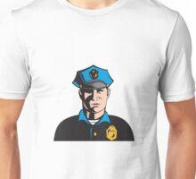 Policeman Police Officer   Unisex T-Shirt