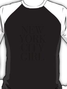 New York City Girl Vogue T-Shirt