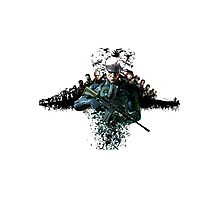 Metal Gear Solid - Friend or Foe Photographic Print