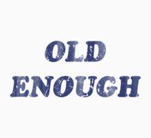 Old Enough Vintage Kids Clothes