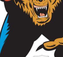 Werewolf Monster  Sticker