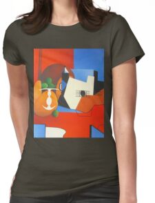 Passion For Life 2 Womens Fitted T-Shirt