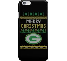 Green Bay Packers - christmas iPhone Case/Skin
