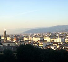 Florence from Gardens by KelPhotography