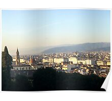 Florence from Gardens Poster