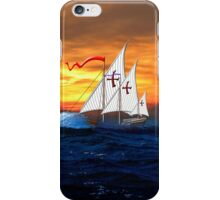 Nina (Christopher Columbus) iPhone case iPhone Case/Skin