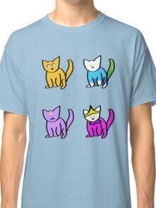 Adventure Time Kitties! (No text) Classic T-Shirt