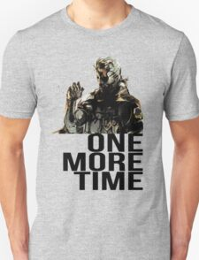 Metal Gear Solid - One More Time T-Shirt