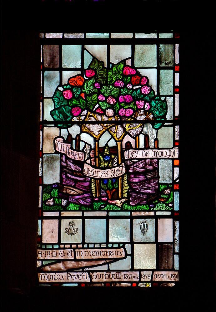 Ashbourne window. by jasminewang