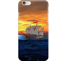 Pinta (Christopher Columbus) iPhone case iPhone Case/Skin