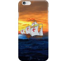 Santa Maria (Christopher Columbus) iPhone case iPhone Case/Skin