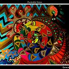 Genesis Black Ligth by MonicaDias