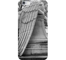 Even Angels Weep iPhone Case/Skin