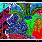 Pachamama Black Ligth by MonicaDias