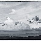 beautiful cloud on the top of mountain by naphotos